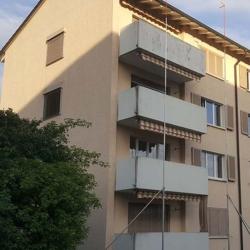 Mehrfamilienhaus Sanierung